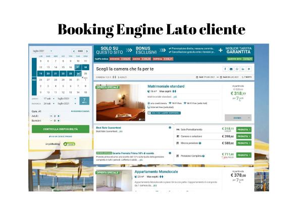 Booking Engine Ricerca
